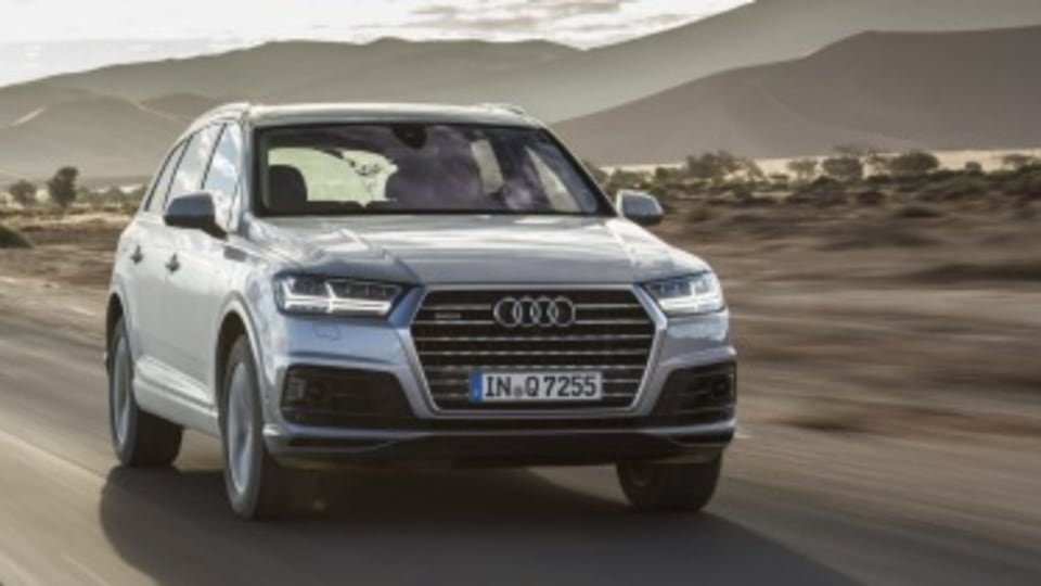 Audi to expand RS range with Q7 and TT
