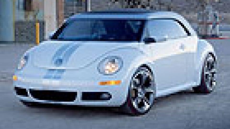 Volkswagen to beef up Beetle
