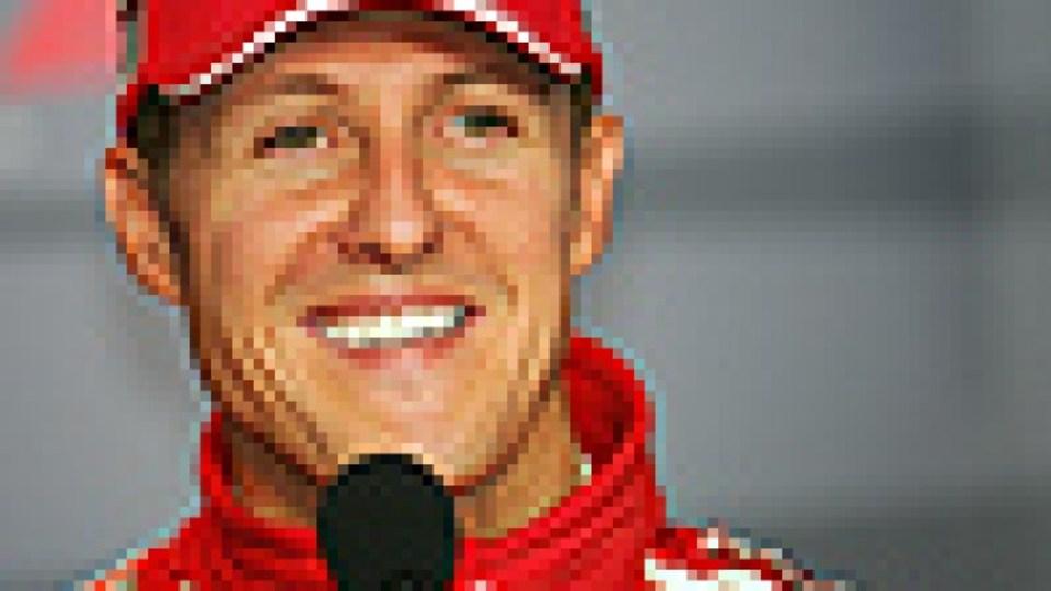 Schumacher announces his retirement