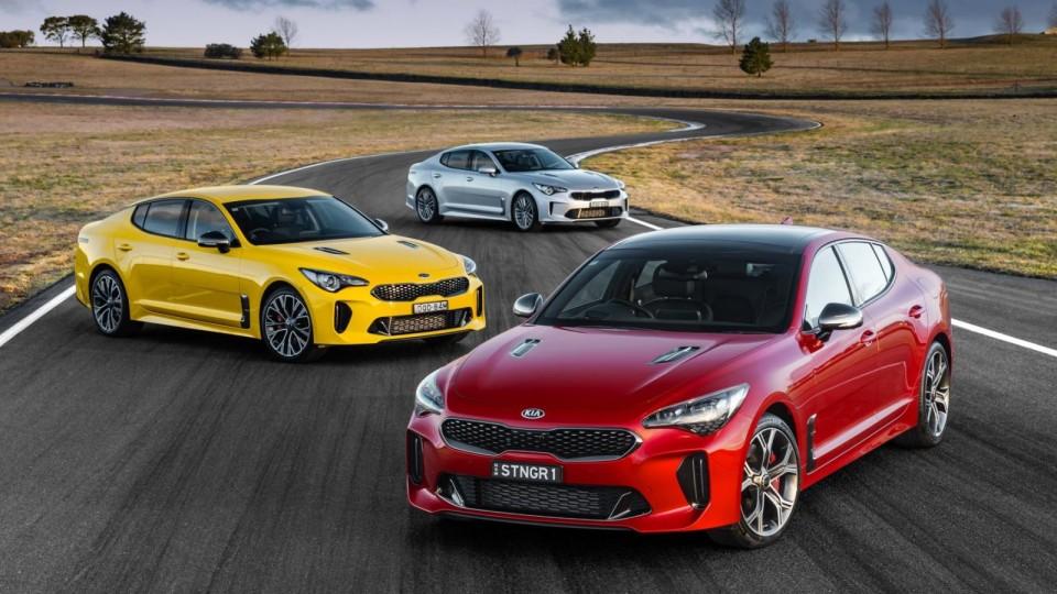 2018 Kia Stinger - Price And Features For Australia