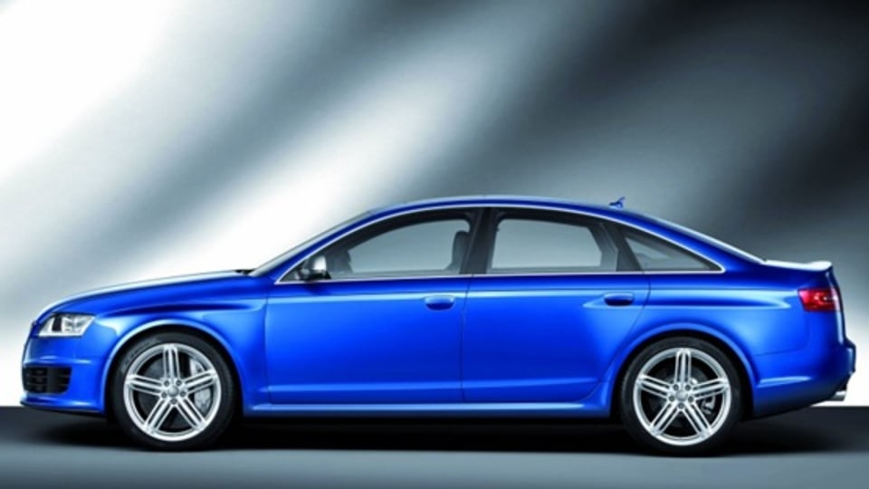 Next-Gen Audi RS6 Swapping V10 For Boosted V8: Report