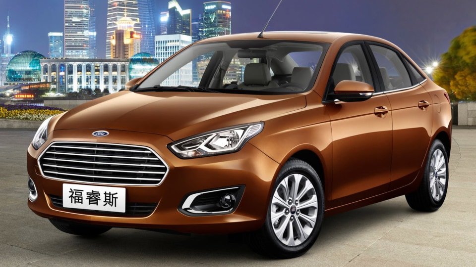 Ford Escort Officially Unveiled In Beijing, With Australian Design Input
