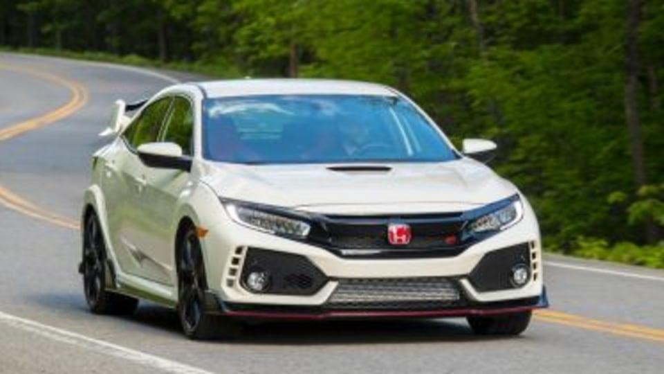 2017 Honda Civic Type R 2017 Honda Civic Type R.
