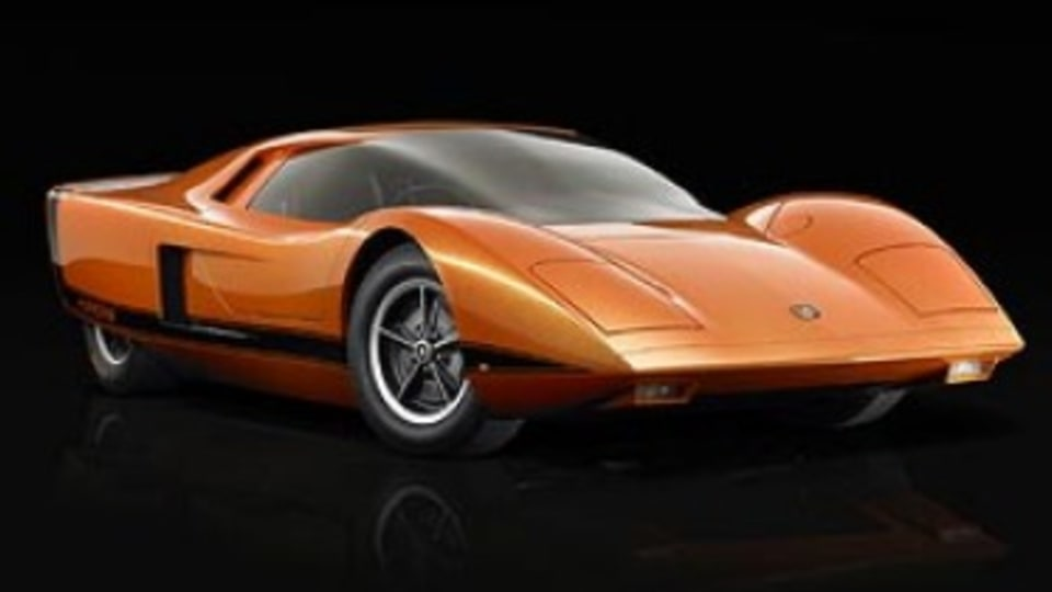 Holden restores its first ever concept – a low-slung, Lamborghini-esque V8-powered sports car that previewed the future.