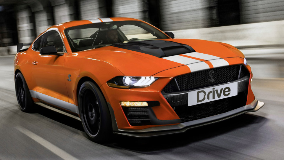 Coming Soon: Ford Mustang Shelby GT500