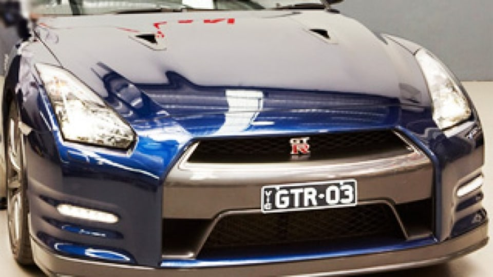 Nissan to take on Ford, Holden in V8s
