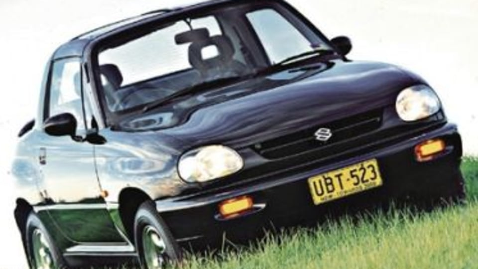 The cars that became a joke