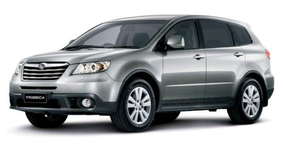 Subaru Tribeca 3.6R Premiuim