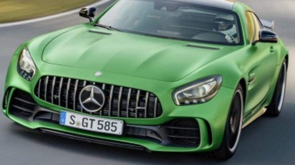 Leaked document reveals Mercedes-Benz's future
