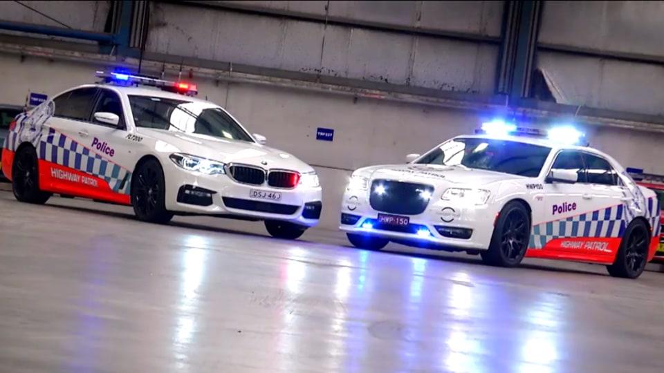 NSW Police locks in BMW, Chrysler pursuit vehicles