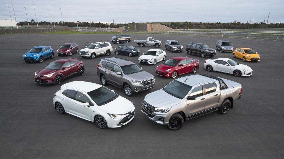 Toyota introduces five-year warranty