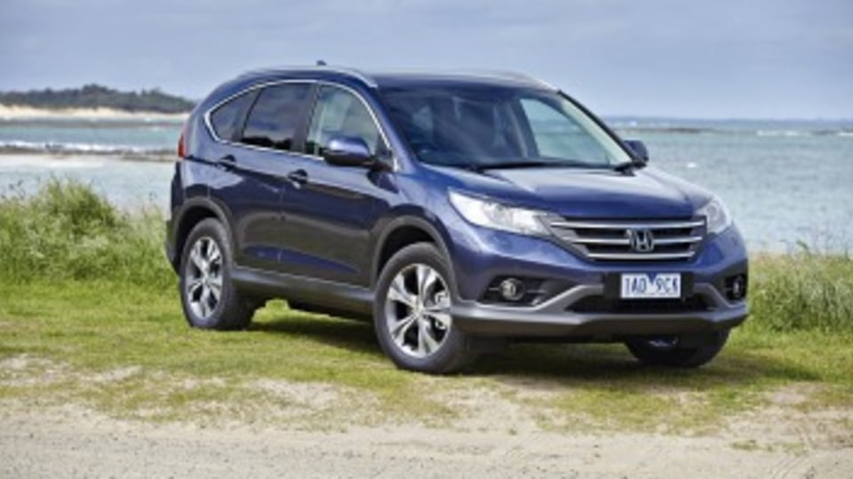 The Honda CR-V DTi-L has a roomy and versatile cabin but is not as economical as rivals.