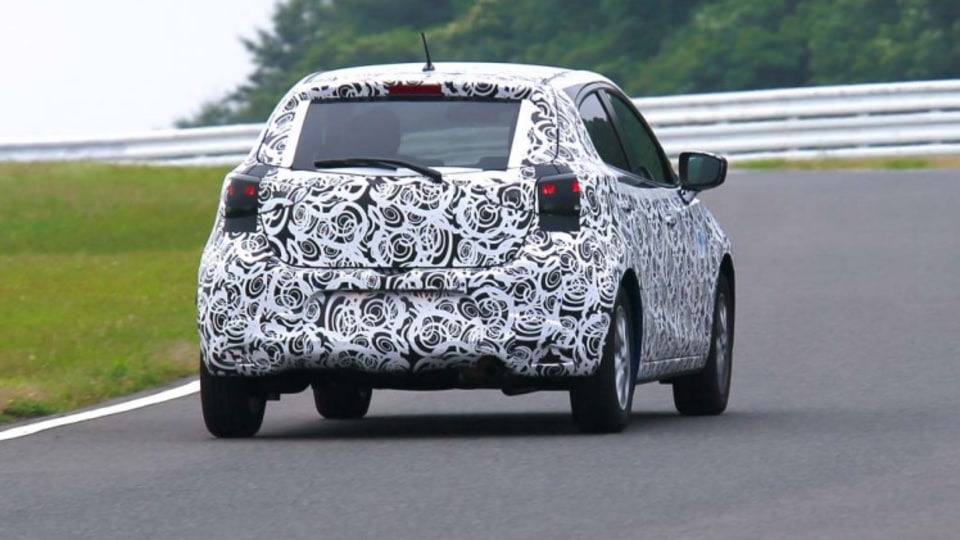 Japanese brand has given us a preview of its new Mazda2 city car.