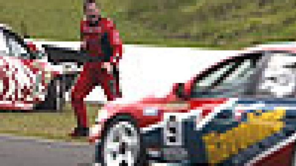 Be like Warne, V8 drivers told