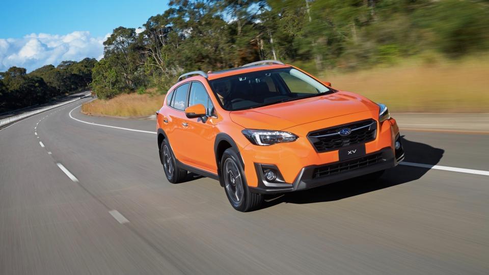 2019 Subaru XV sweet spot review-4