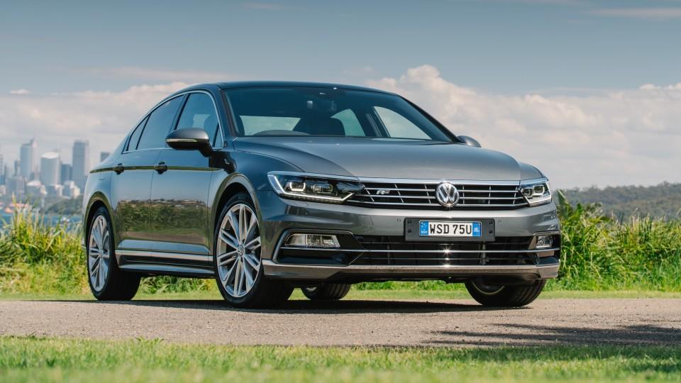 2018 Volkswagen Passat range review-1