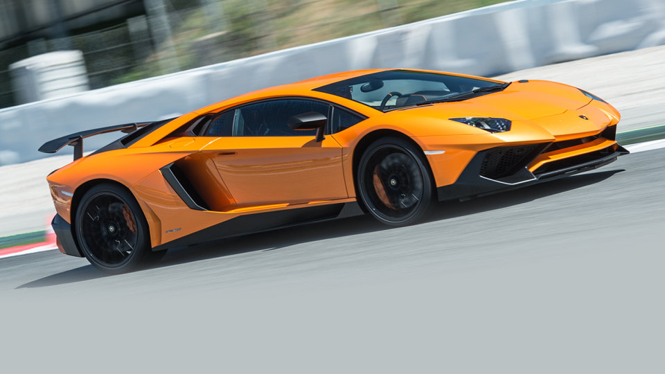Lamborghini Aventador To Stay AWD-Only For Now - And The Urus SUV