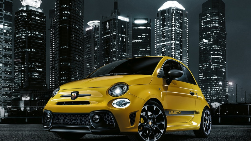 Fiat Gives Updated 2016 Abarth 595 More Power And A New Look
