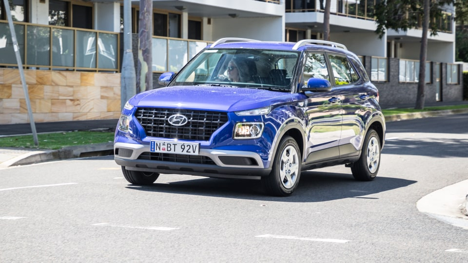 2020 Hyundai Venue Go review