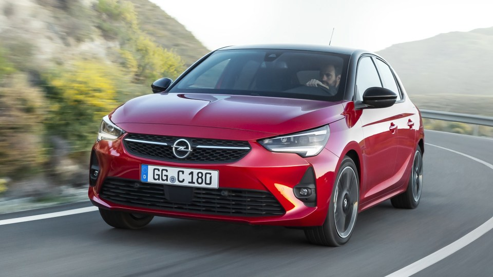2019 Opel Corsa revealed