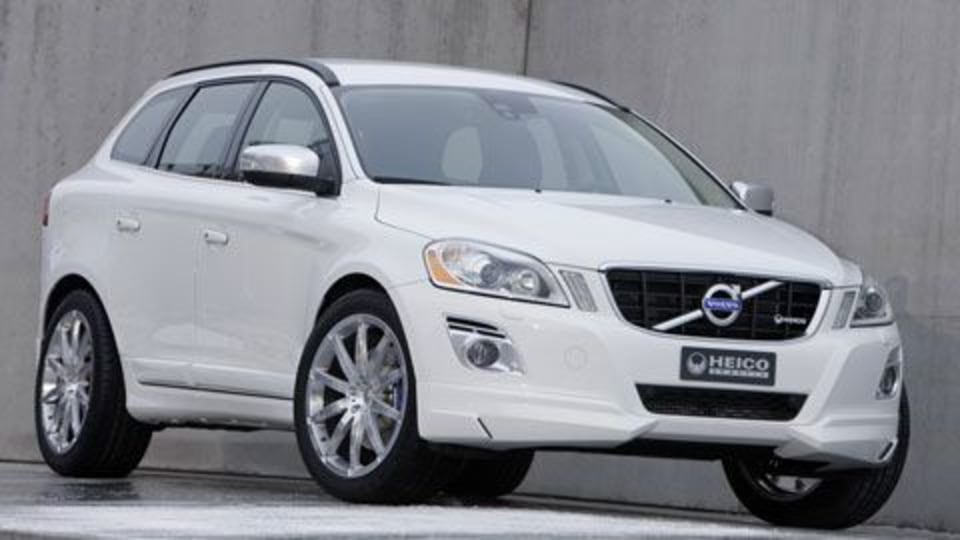 Heico Sportiv Offers Tuning Bits For Volvo XC60