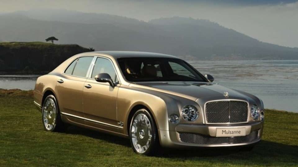 Bentley Mulsanne Coupe And Convertible Versions In The Works: Report
