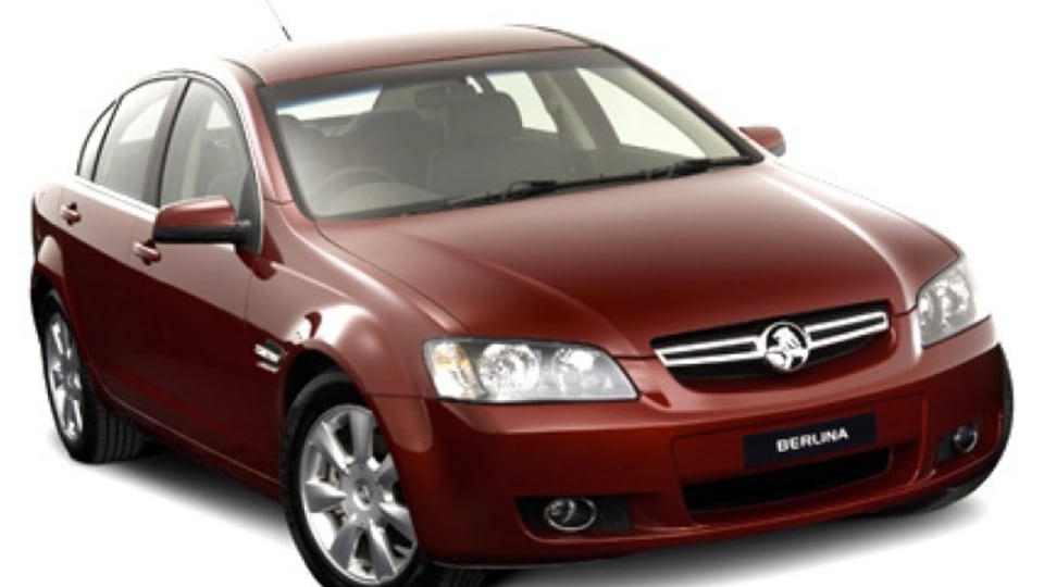 Best-seller: Holden's VE Commodore