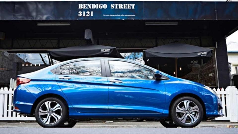 New Honda City VTi-L.