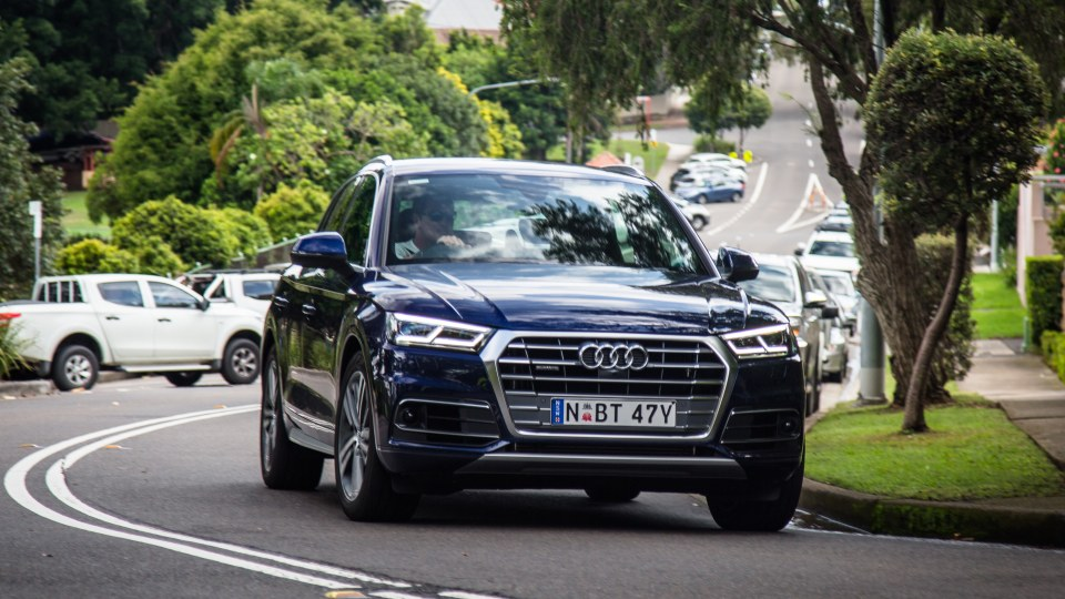 2019 Audi Q5 50 TDI quattro review
