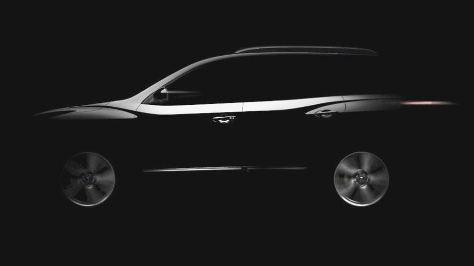 2012 Nissan Pathfinder: Let The Teasers Begin