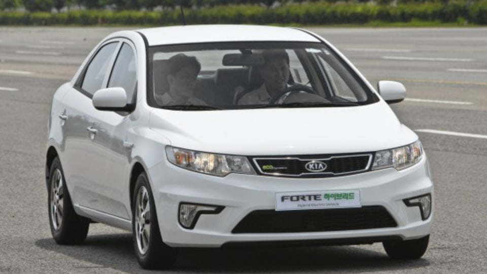 2009 Kia Forte LPi Hybrid To Enter Local Evaluation Trials