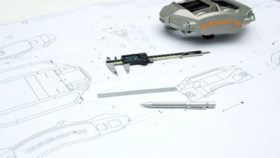 Aston Martin to Adapt Caparo T1's Brakes to DB9