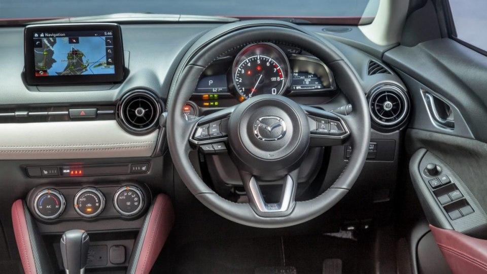 2017 Mazda CX-3 Akera.