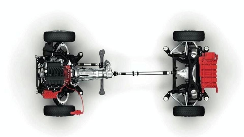 2011 Porsche Cayenne S Hybrid To Debut At New York Auto Show