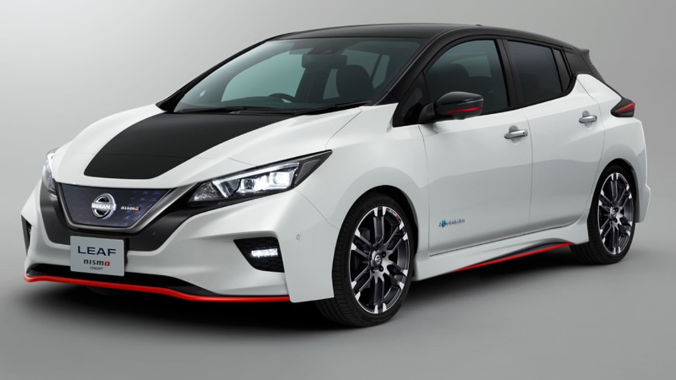 Nissan Gets Set To Show Off 'Sporty' Electric Car