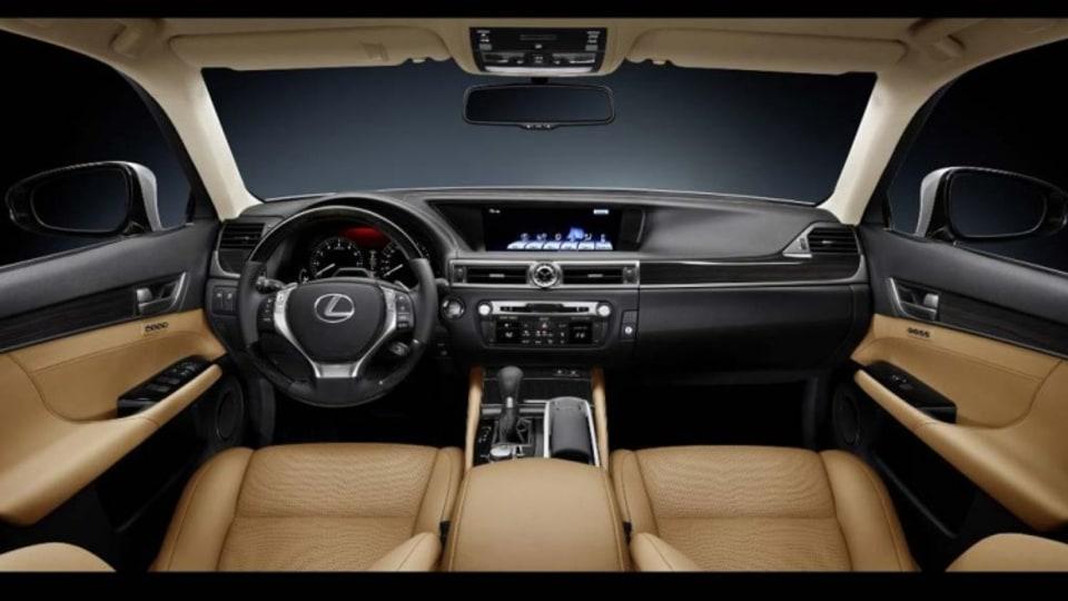 2012 Lexus GS450h