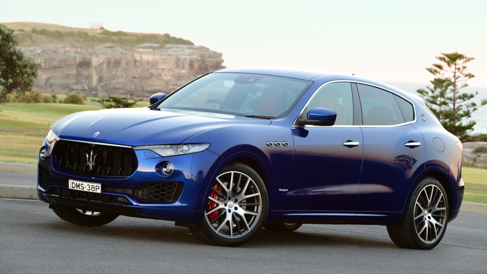 Maserati's Levante S delivers drama worthy of the brand.