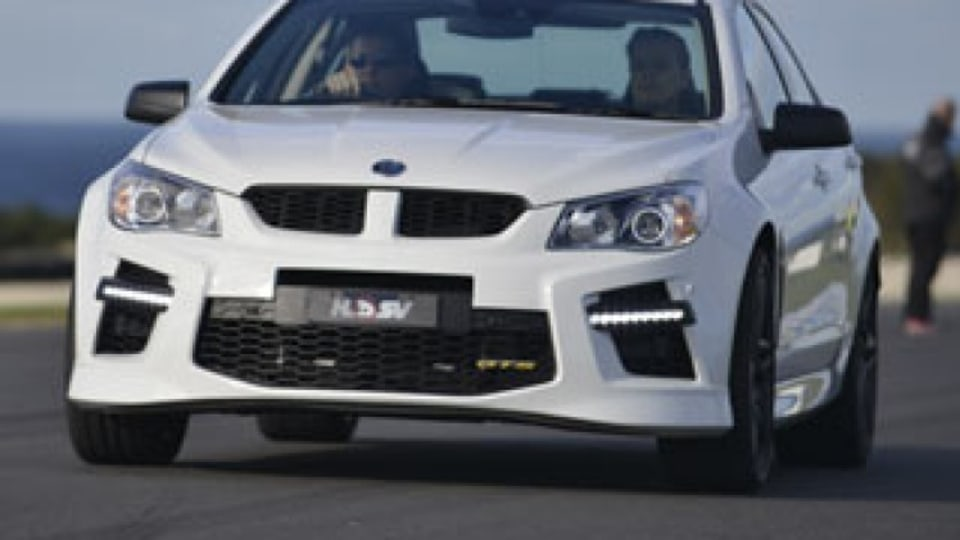 HSV GTS new car review