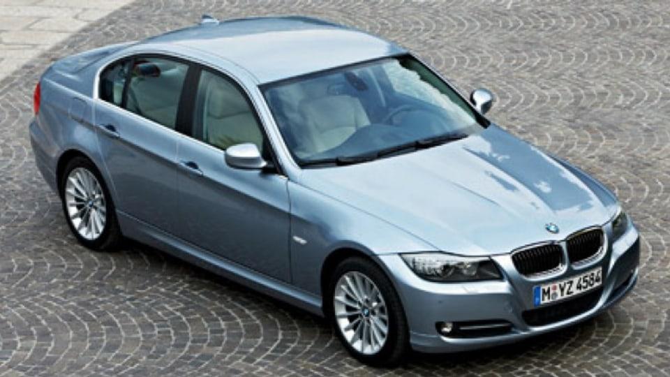 New BMW 3 Series