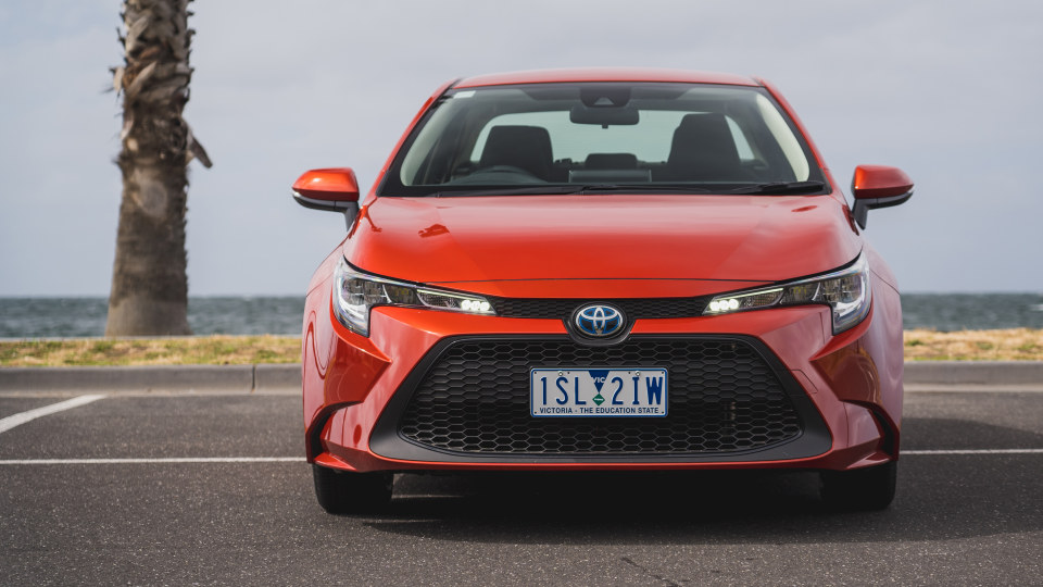 2020 Toyota Corolla sedan review: Ascent Sport hybrid