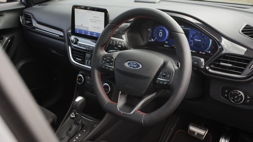 2021 Ford Puma ST-Line V review-3