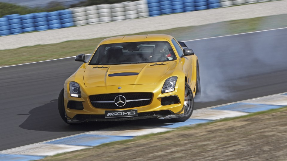 2020 Mercedes-AMG GT Black Series confirmed
