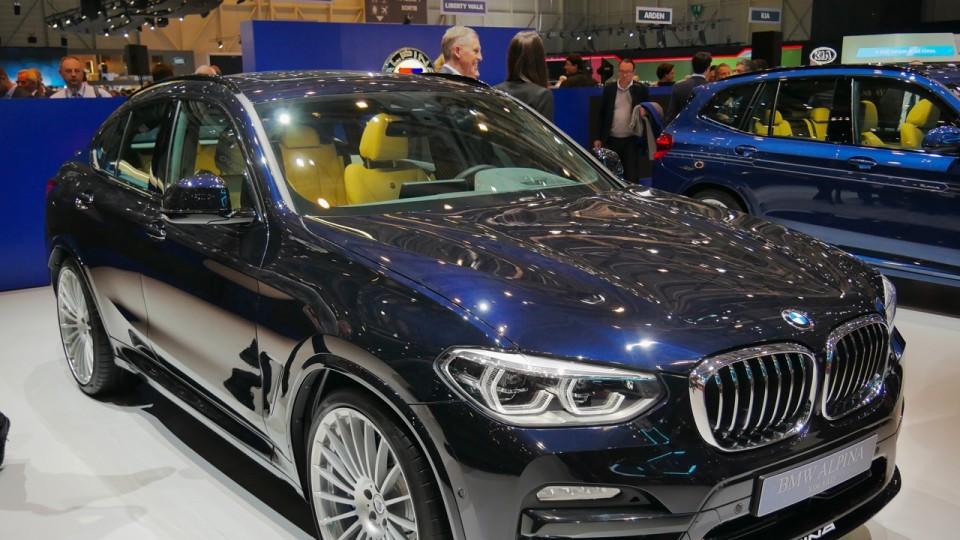 Alpina reveals latest SUV