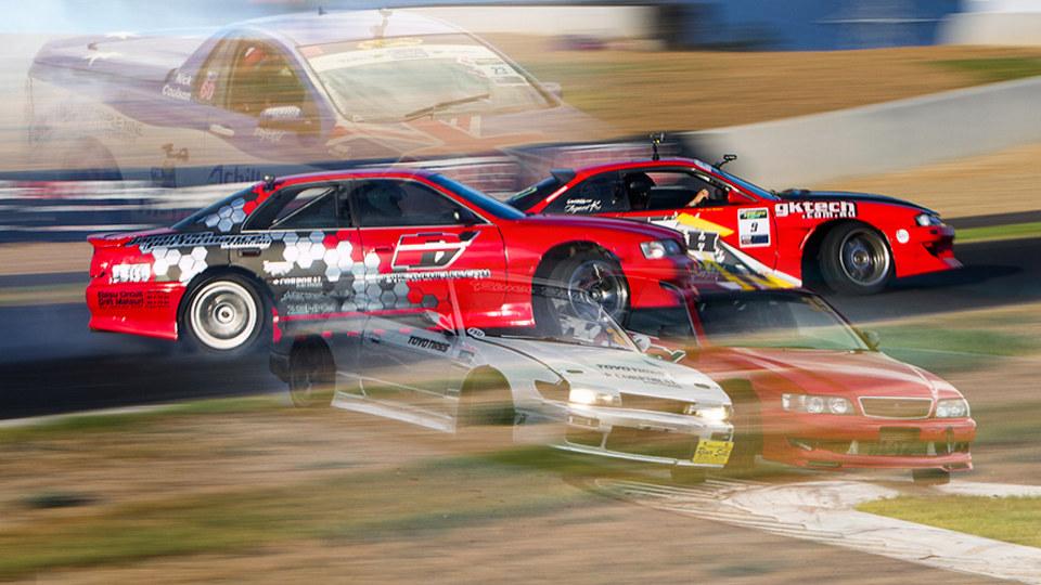 2013 Australian Drifting GP Opens Sydney Motorsport Park's South Circuit