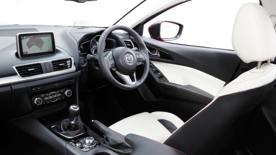 Mazda3.
