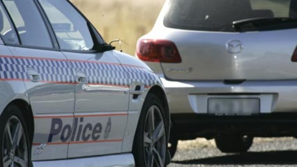Cops get car cameras