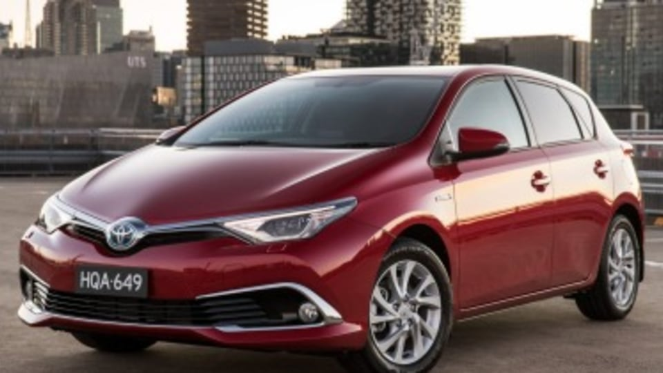 Toyota Corolla Hybrid pricing revealed