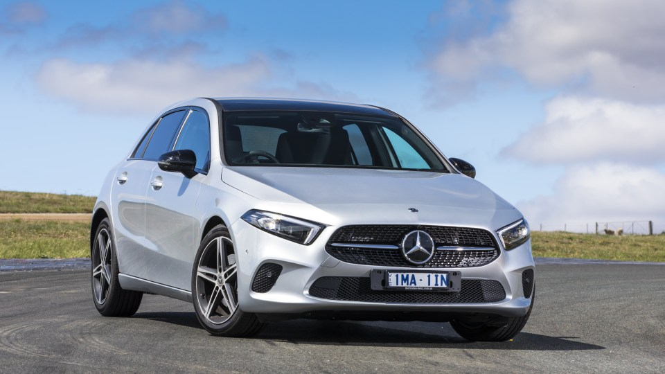 2018 Mercedes-Benz A200 she says, he says review
