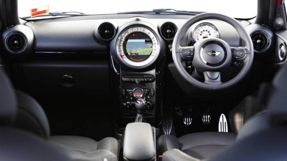 Mini Cooper S Paceman.