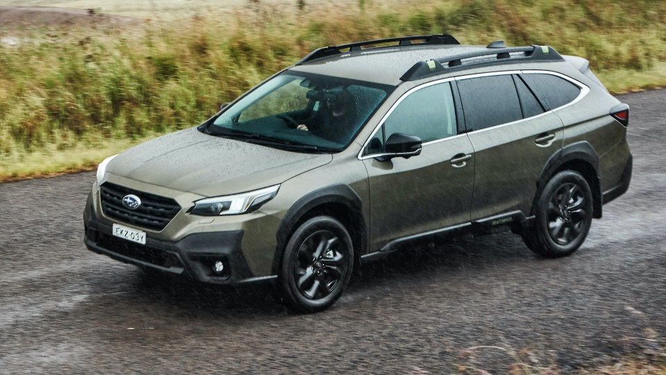 2021 Subaru Outback recalled over brake booster fault - UPDATE